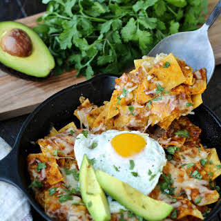 Ultimate Chilaquiles.