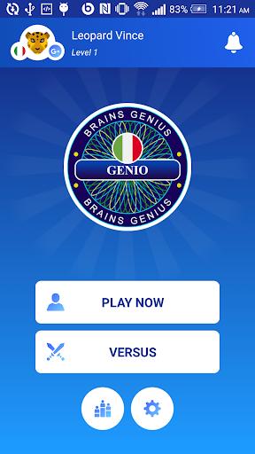 Millionaire Italian Genius - Quiz Trivia Puzzle HD 1.0.0.20181120 screenshots 2