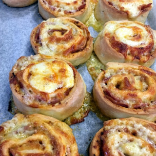 Pizza Scrolls Recipe