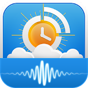 Arabic Speaking Clock
