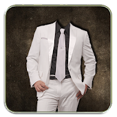 Men Suit Photo Montage