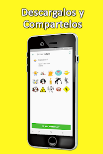 Stickers de Borrachos WAStickerApps Screenshot