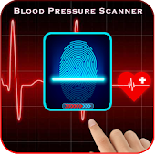 Finger BP Scanner Prank