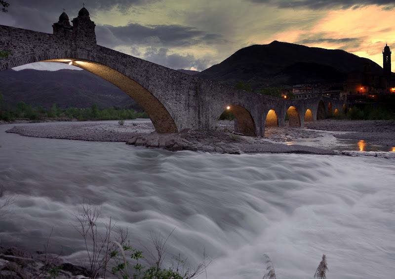 Il ponte gobbo. di Naldina Fornasari