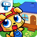 Forest Folks - Cute Pet Home Design Game APK