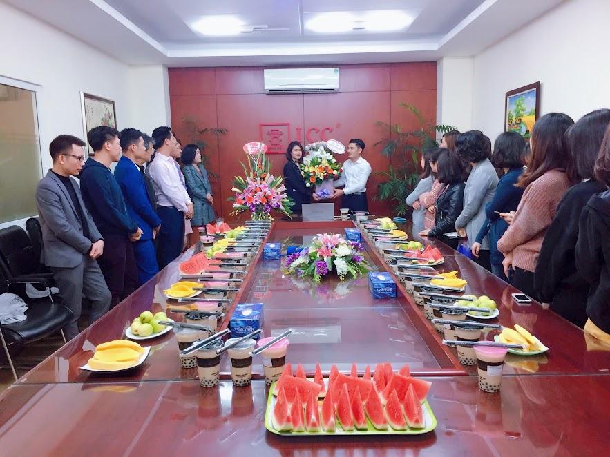 ICC Hà Nội gửi lời chúc đến toàn thể CBNV nữ nhân ngày 8-3
