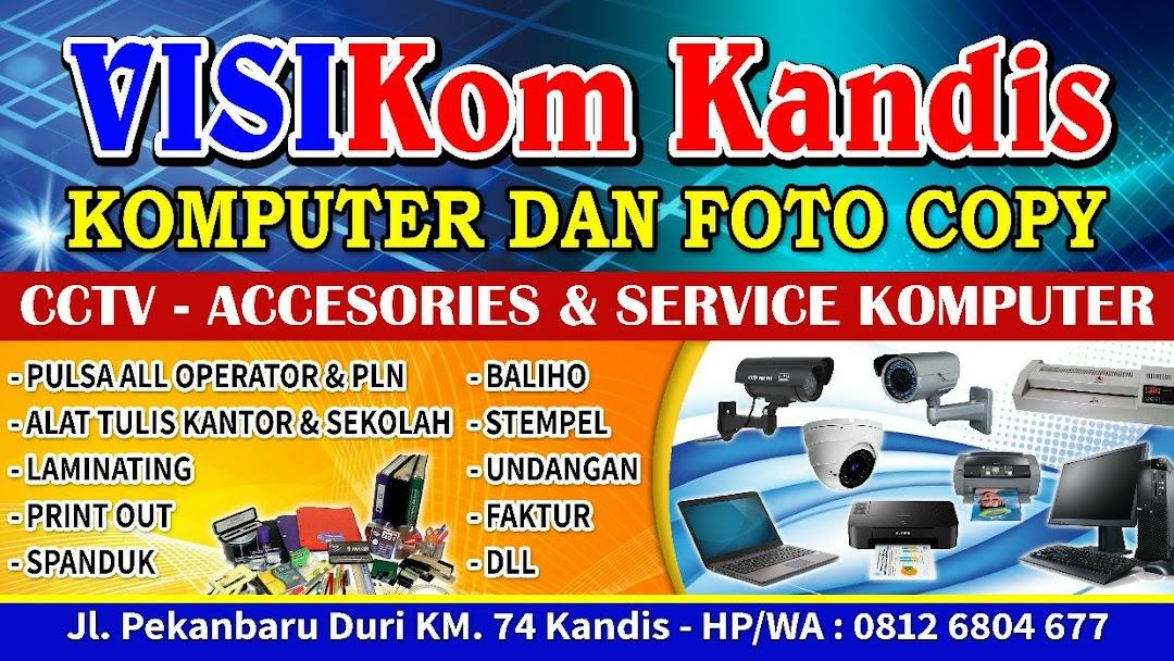 Contoh Spanduk Toko Service Komputer - desain spanduk kreatif