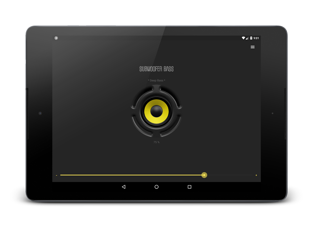Subwoofer Bass- screenshot