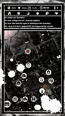 android BuriedTown Screenshot 2