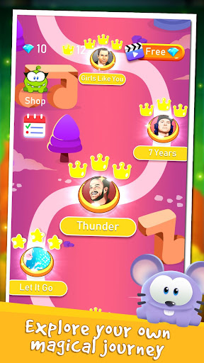 Magic Tiles Friends Saga screenshot 3
