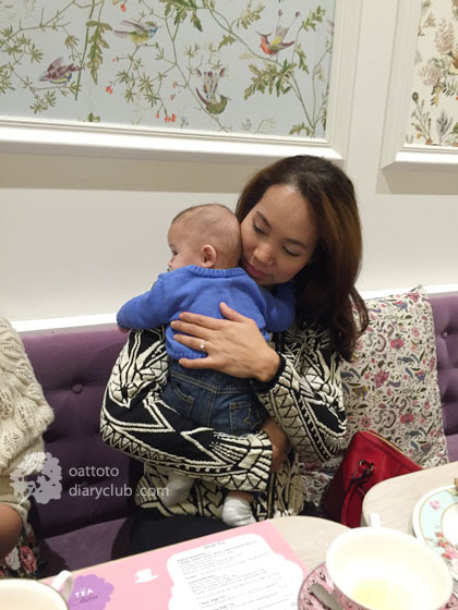 Tea Time with Mommy Gang จิบชากับแก็งค์คุณแม่