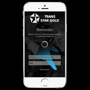 Trans Star Gold Coordinador - náhled