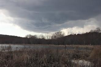 Photo: Turbulent sky