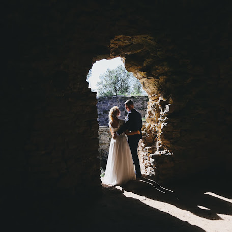 Fotógrafo de bodas Anastasiya Sokolova (nassy). Foto del 12.09.2017