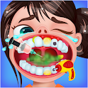 Mouth Care Doctor - Crazy Dentist & Surgery Game icon