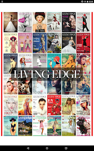 Living Edge: Fashion & Style- screenshot thumbnail