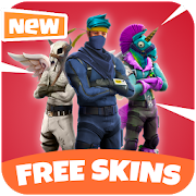 Skins Free for Battle Royale - New Skin Daily 2019