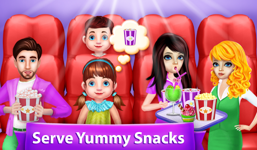 Family Friend Movie Night Out Party android2mod screenshots 2