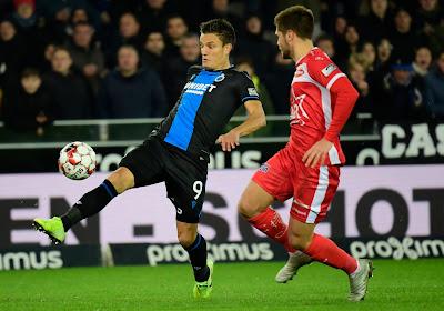 Le prix de Jelle Vossen augmentera s'il joue contre le Club de Bruges