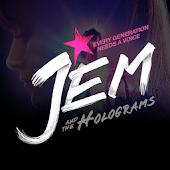 Jem and the Holograms Emoji
