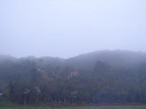 Photo: Busfahrt nach Santos