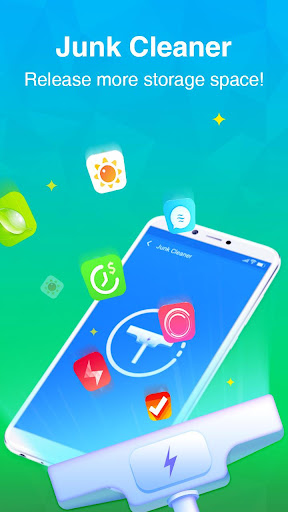 Smart Cleaner - Speed Booster & Memory Clean  screenshots 2