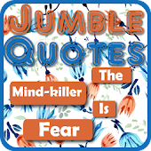 Jumble Quotes And Proverbs