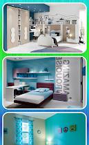 Teenage Bedroom Design Ideas - screenshot thumbnail 01