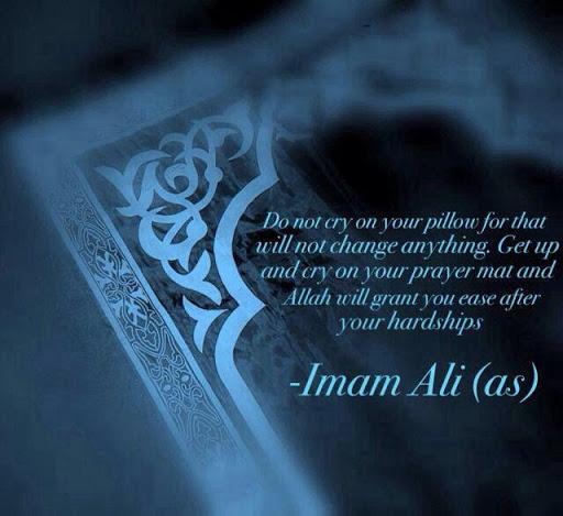 Moula Ali a.s Quotes