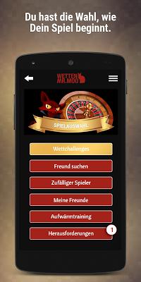 Quizze um die Wette - screenshot