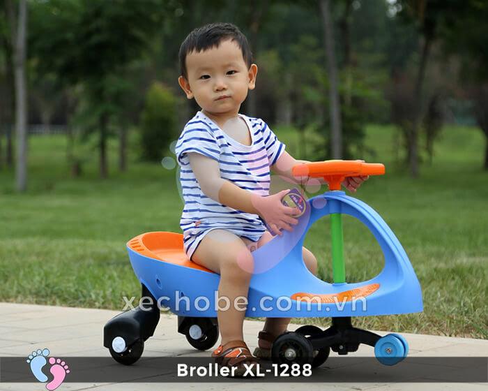 Xe lắc trẻ em Broller XL-1288 1