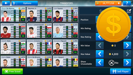 Win Soccer Dream League - Free Coin Dls screenshots 1