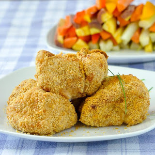 Crispy Cod Nuggets in The Phillips Airfryer