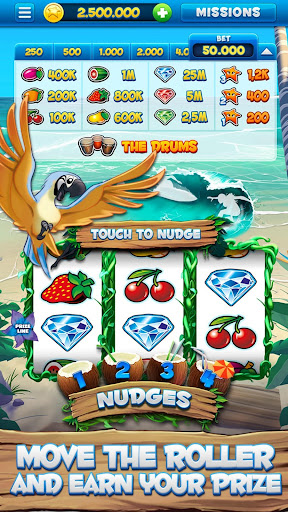 The Pearl of the Caribbean u2013 Free Slot Machine 1.2.1 screenshots 1