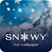 Snowy Live Wallpaper