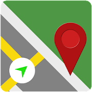 GPS road navigation and live map directions