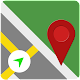 GPS road navigation and live map directions para PC Windows