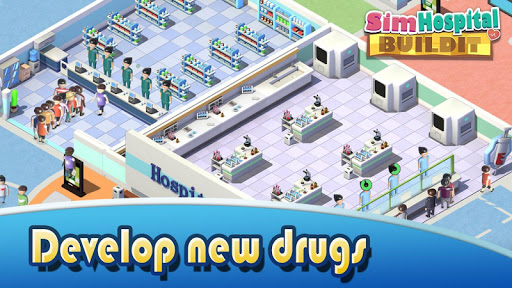 Sim Hospital BuildIt 1.4 de.gamequotes.net 4