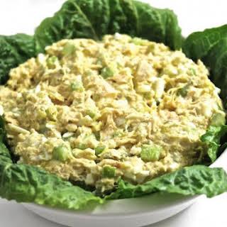 Healthy Tuna Egg Salad.