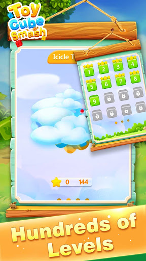 Toy Cube Smash: Attractive Cube Crush Puzzle Game 1.0.4 screenshots 4