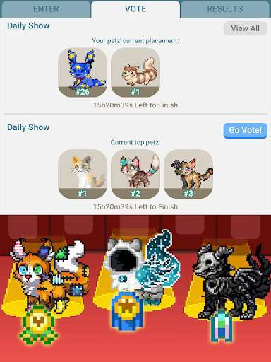 Pixel Petz 0.2.69 screenshots 15