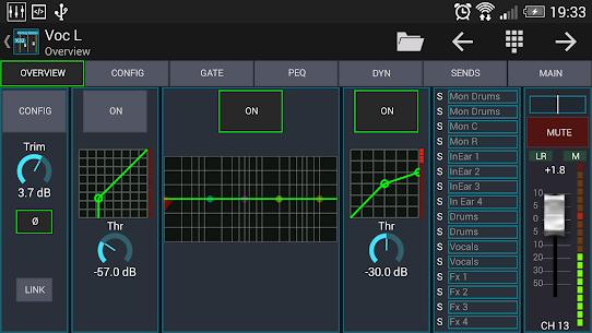 Mixing Station XM32 Pro 3