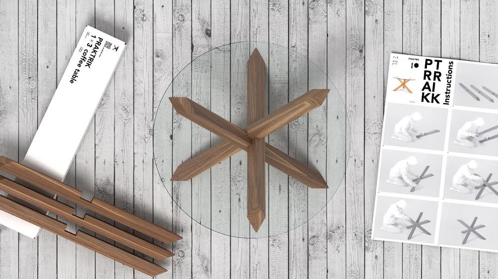 1 × 3 Coffee Table 1x3-coffee-table-walnut-top-01a.jpg