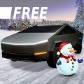 Cyber Truck Snow Drive: Pickup Truck APK