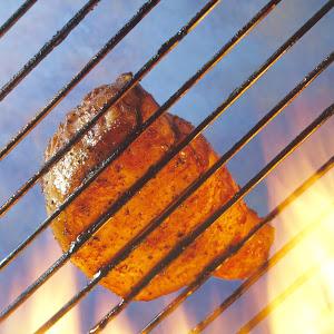 Santa Fe Chops with Firecracker Salsa