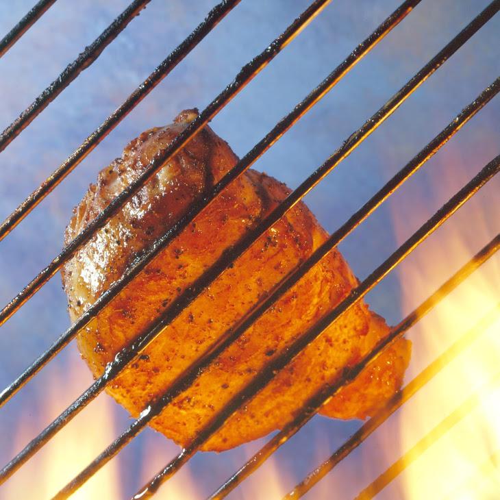 Santa Fe Chops with Firecracker Salsa Recipe