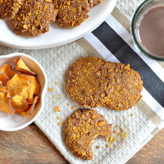 Sweet Potato Chip Cookies