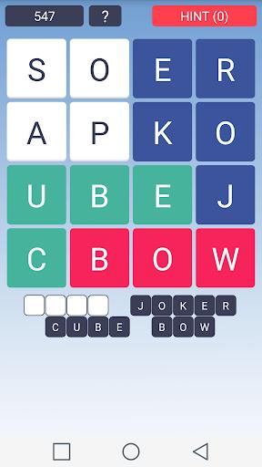 Word Puzzle - Word Games Offline 1.8 screenshots 9