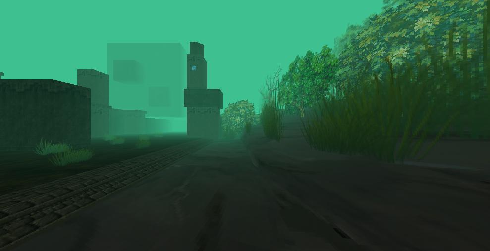 VR Wrong Voyage for Cardboard- screenshot