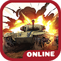 Online Tanks Cyber War - Online Shooter Modern war icon